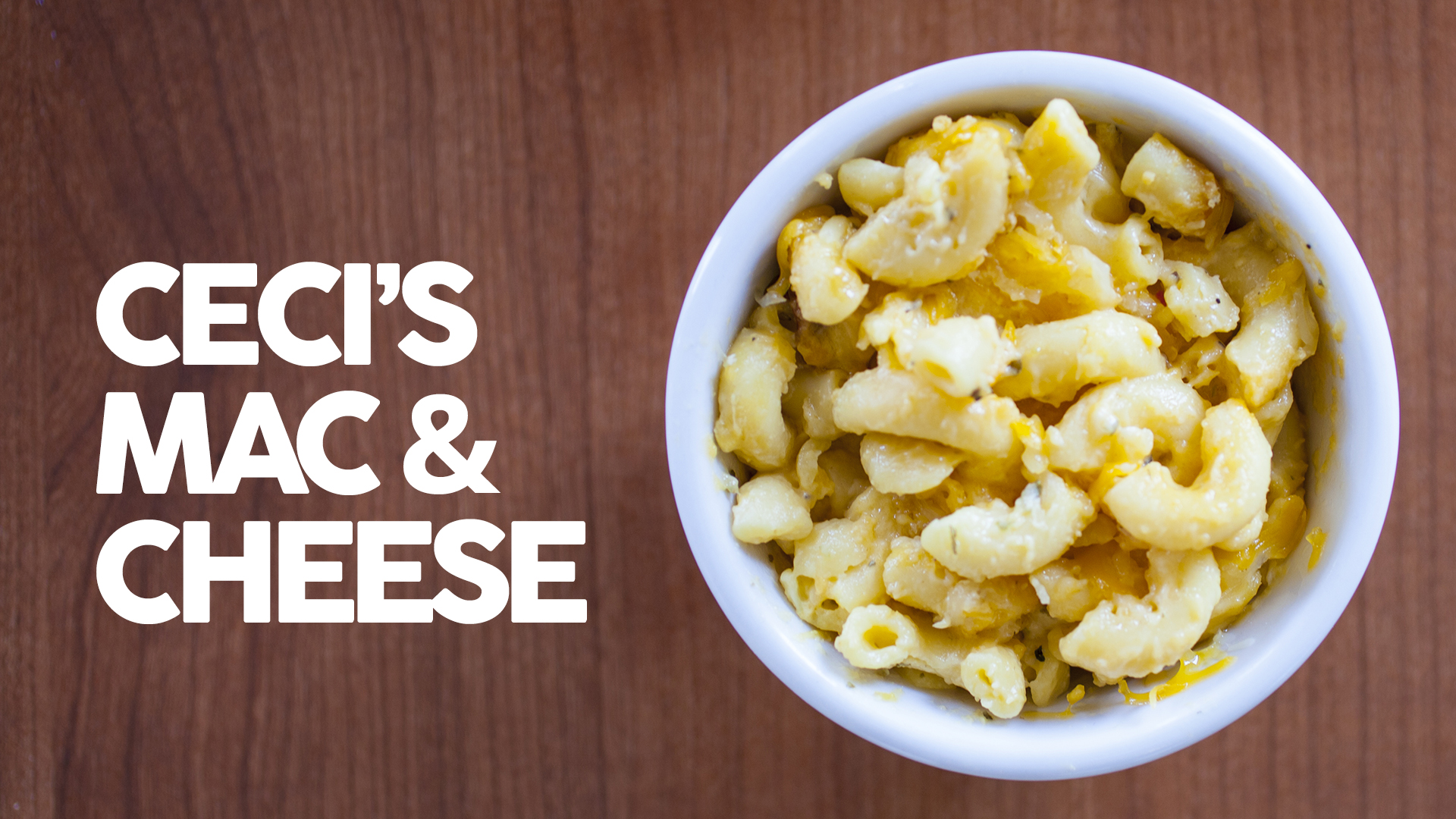 Cheesy Ceci's Mac & Cheese