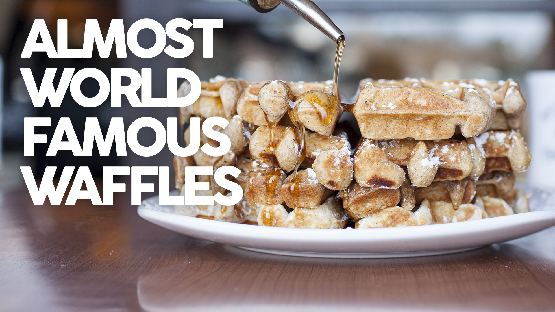 Almost World Famous Waffles